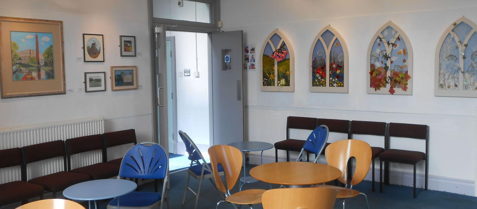 About Bollington Arts Centre